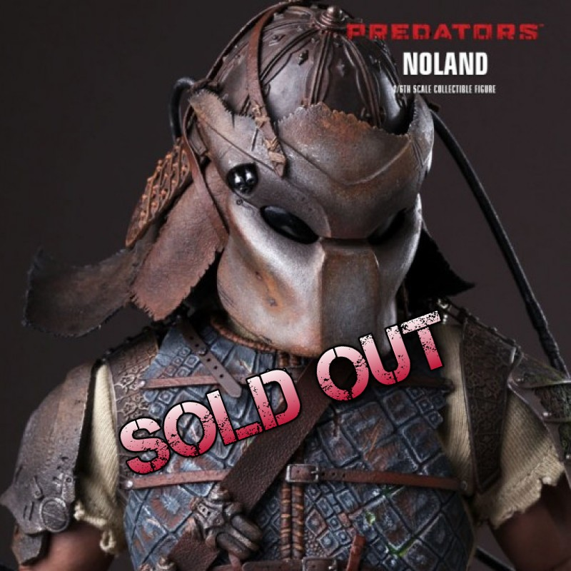 Noland - Predators - 1/6 Scale Action Figur