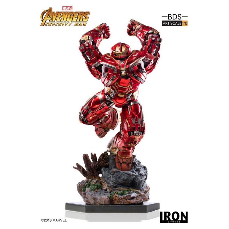 Hulkbuster - Avengers Infinity War - BDS Art 1/10 Scale Statue