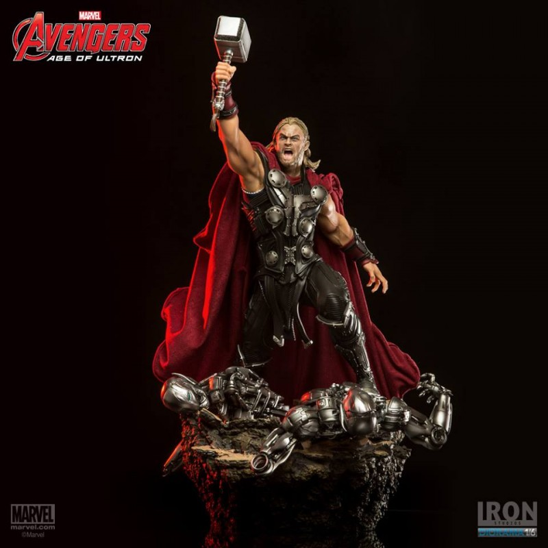 Thor - Avengers - 1/6 Scale Diorama