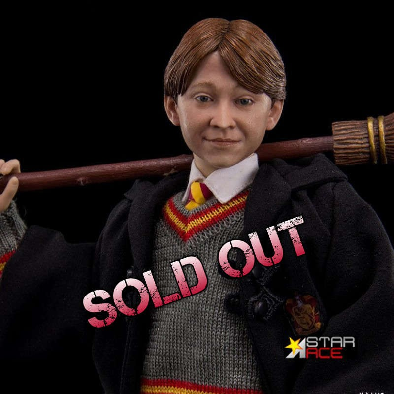 Ron Weasley - Harry Potter - 1/6 Scale Actionfigur
