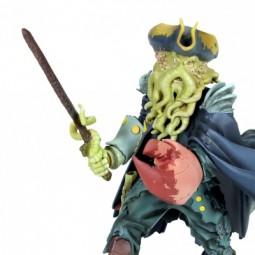 Davy Jones Maquette