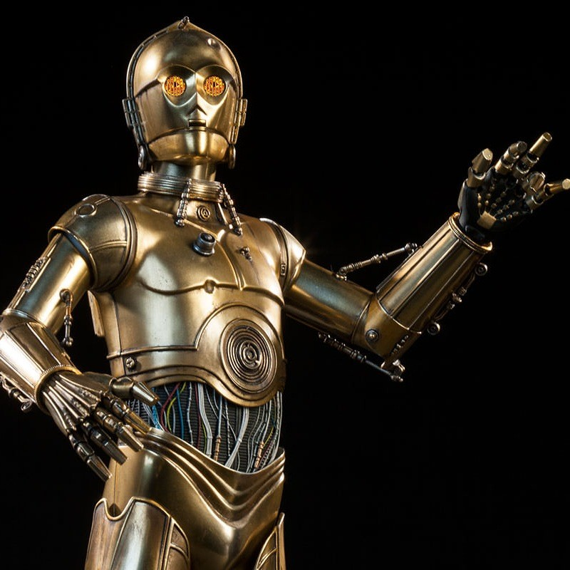 C-3PO - Star Wars - Sixth Scale Figur