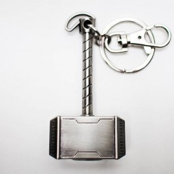 Thor Hammer - Marvel Comics - Metall Keychain