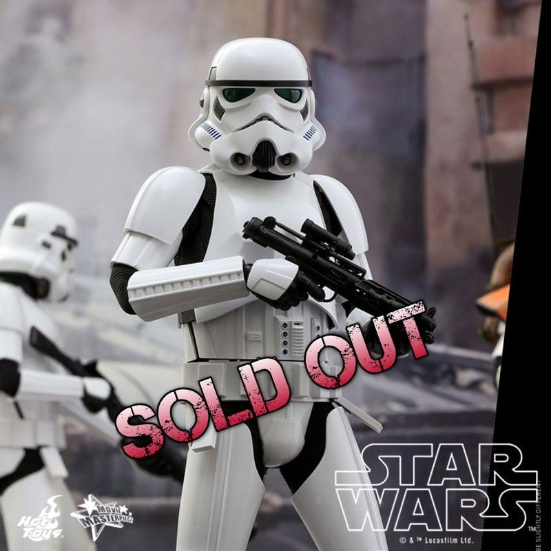 Stormtrooper - Rogue One: A Star Wars Story - 1/6 Scale Figur