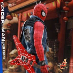 Spider-Punk - Marvel's Spider-Man - 1/6 Scale Figur