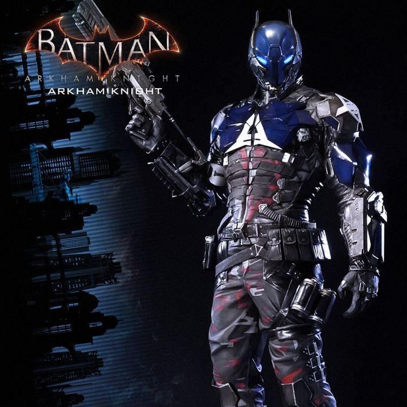 Batman Arkham Knight - Arkham Knight - 1/3 Scale Statue