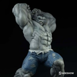 Grey Hulk (Exclusive) - Avengers Assemble - 1/5 Scale Polystone Statue