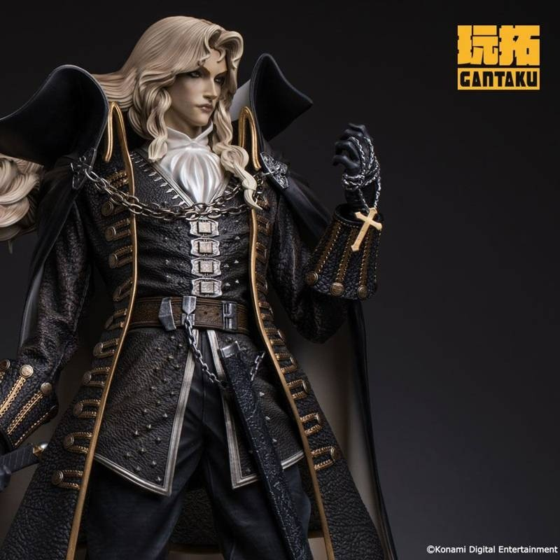 Alucard - Castlevania Symphony of the Night - 1/5 Scale Statue