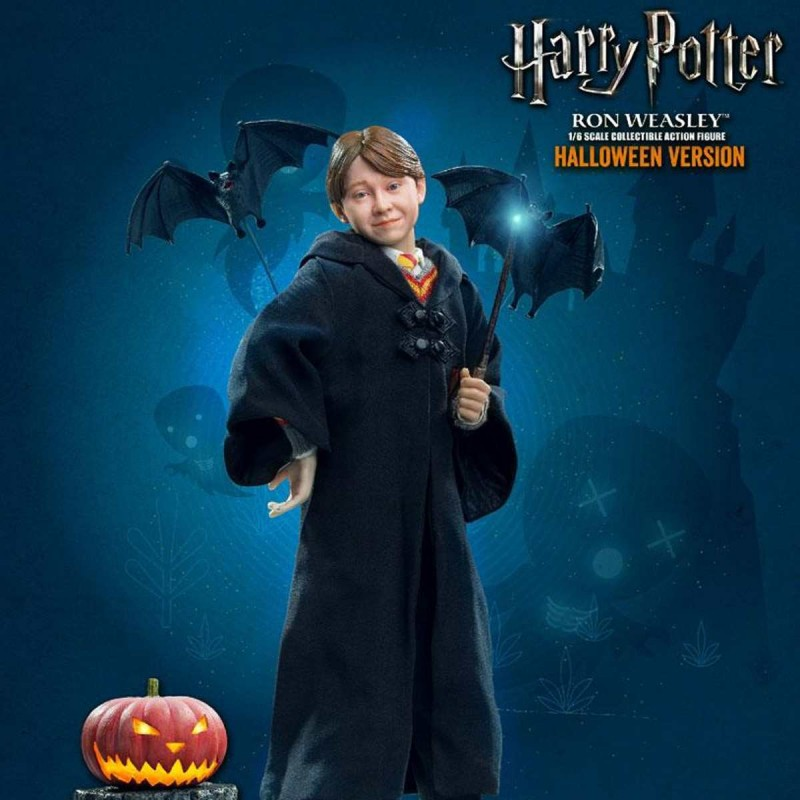 Ron Weasley (Child) Halloween Limited Edition - Harry Potter - 1/6 Scale Actionfigur