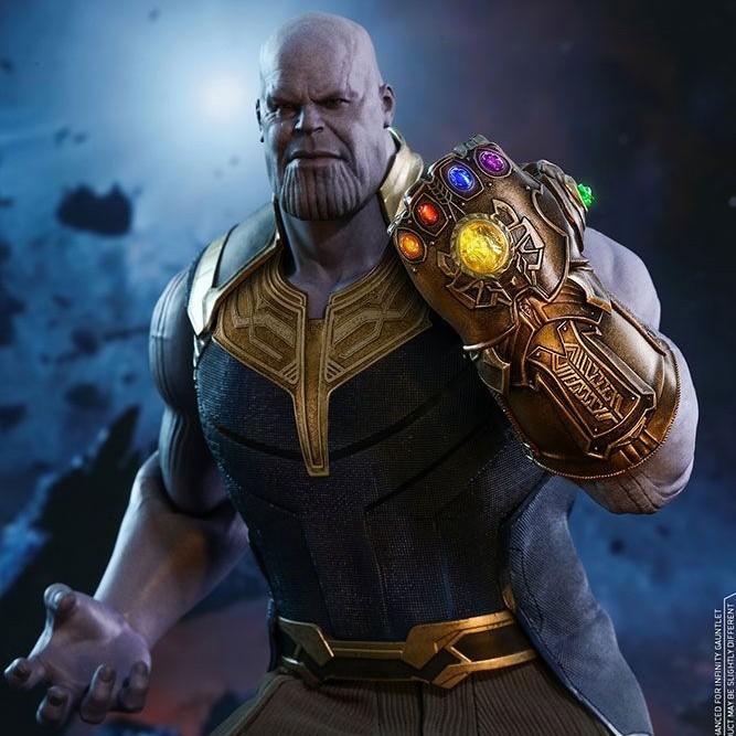 Thanos - Avengers Infinity War - 1/6 Scale Figur