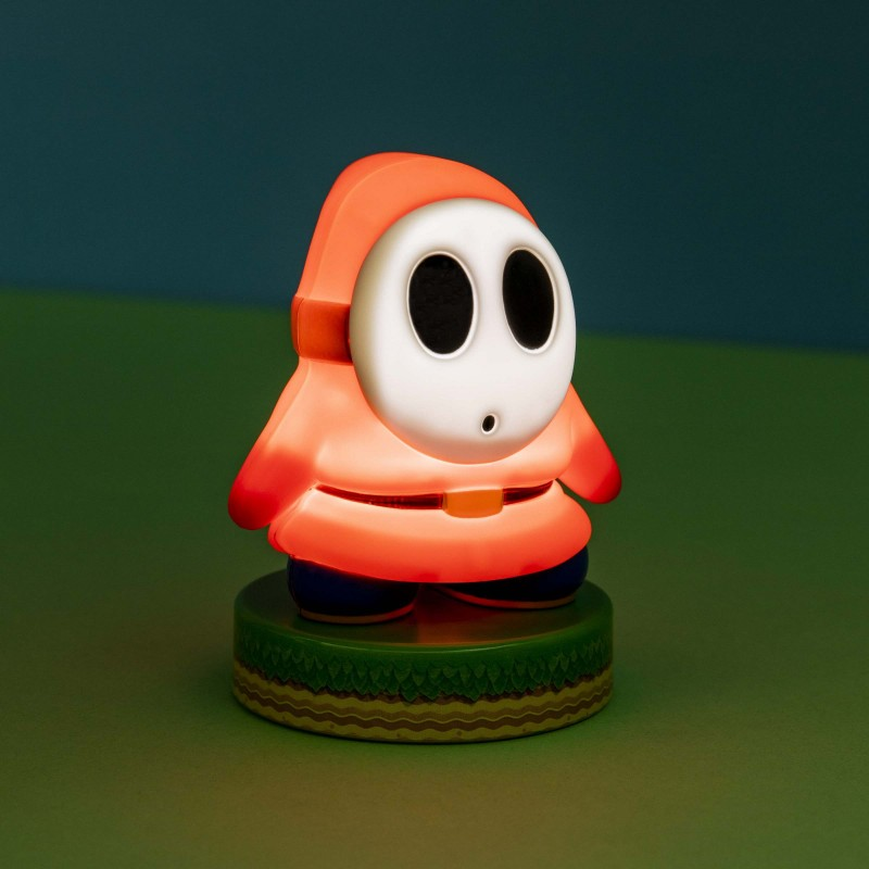 Shy Guy - Super Mario 3D - Lampe