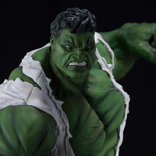 Incredible Hulk - Marvel Comics - 1/4 Scale Premium Statue