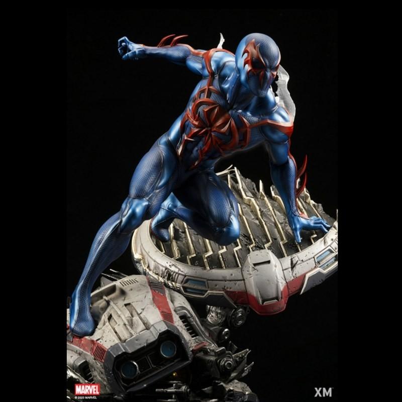 Spiderman 2099 - Marvel Comics - 1/4 Scale Premium Statue