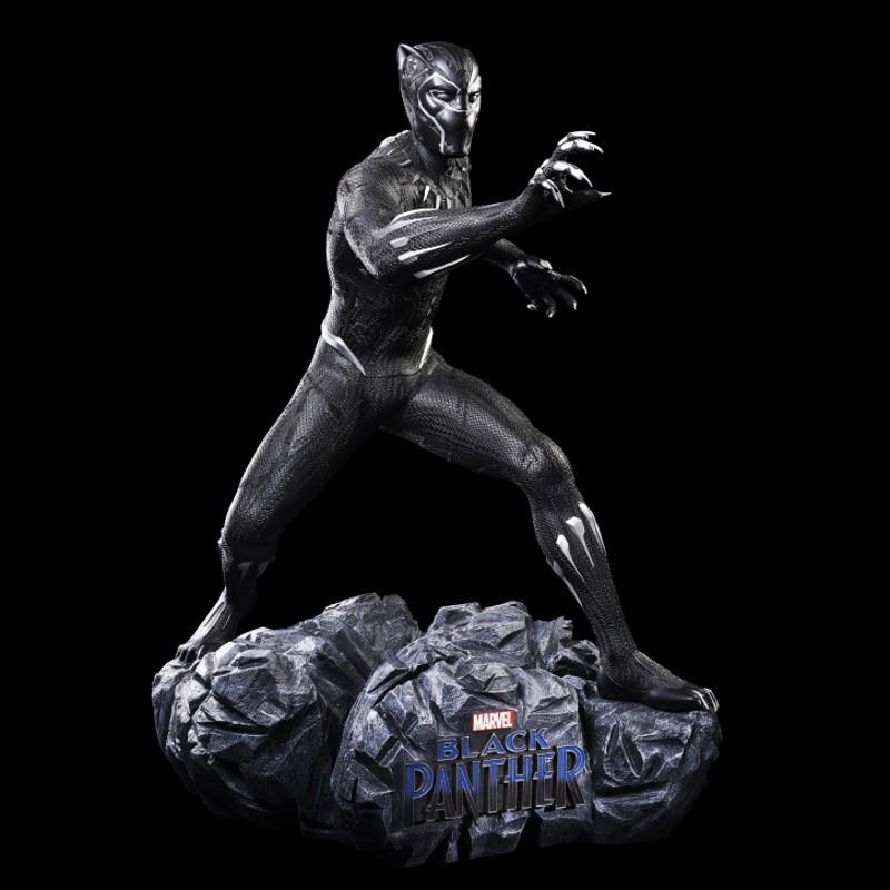 Black Panther - Black Panther - Life-Size Statue