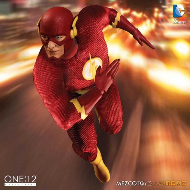 The Flash - DC Universe - 1/12 Scale Figur
