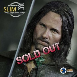 Aragorn Slim Version - Herr der Ringe - 1/6 Scale Actionfigur