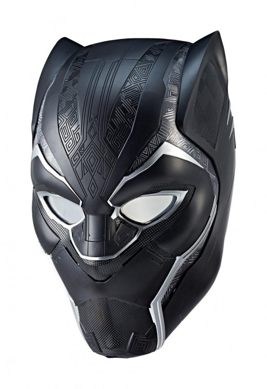 Elektronischer Black Panther Helm - Marvel Legends Serie