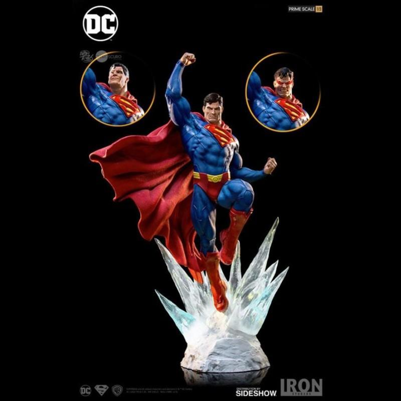 Superman - DC Comics - 1/3 Prime Scale Statue