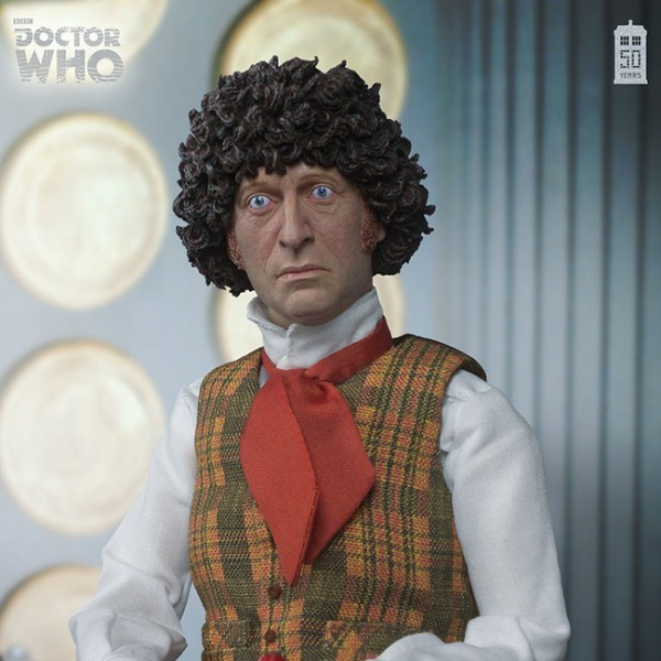 4th Doctor 50th Anniversary - Doctor Who - 1/6 Scale