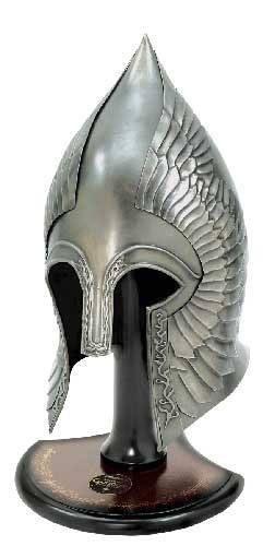 Helm der Gondorianischen Infanterie - Herr der Ringe - Replik 1/1