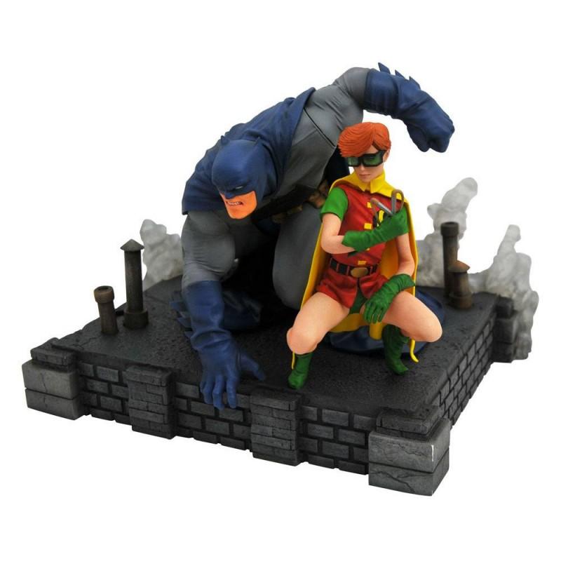 Batman & Robin The Dark Knight Returns - DC Gallery- PVC Statue