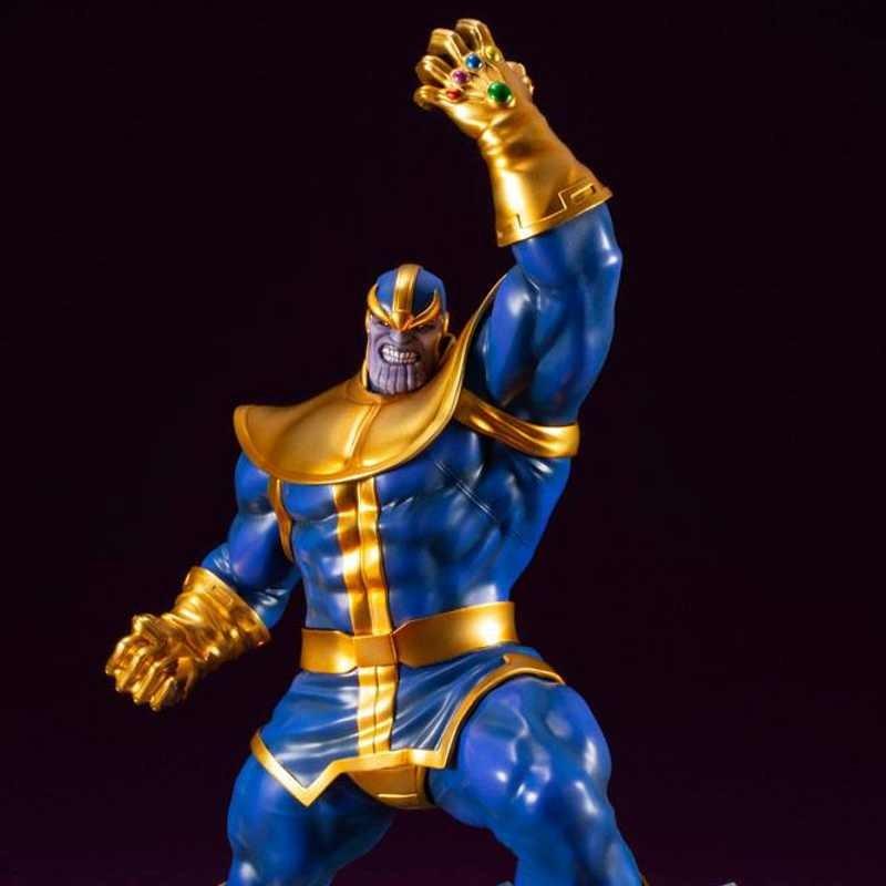 Thanos - Marvel Comics - ARTFX+ Statue 1/10