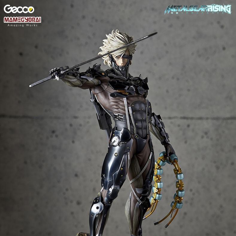 Raiden - Metal Gear Rising - 1/6 Scale PVC Statue