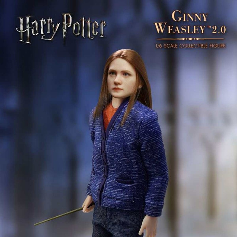 Ginny Weasley Casual Wear Limited Edition - Harry Potter - 1/6 Scale Actionfigur