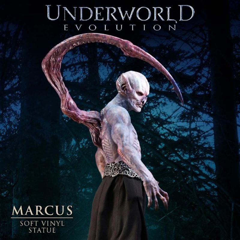Marcus Deluxe Version - Underworld: Evolution - Soft Vinyl Statue