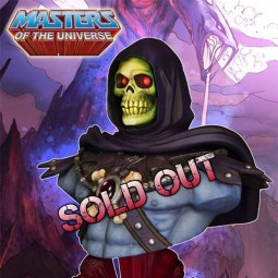 Skeletor - Master of the Universe - 1/4 Scale Büste