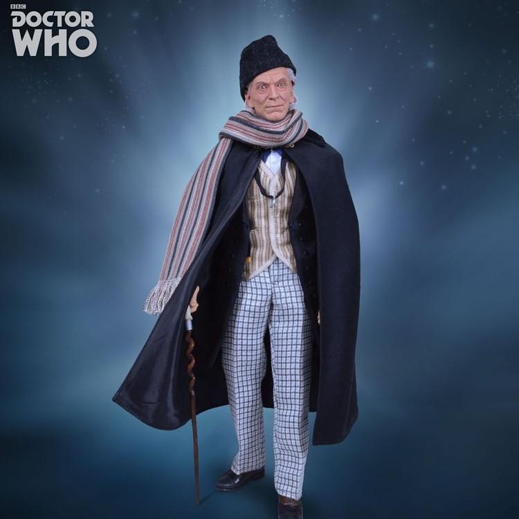 1st Doctor - Commemorative Ed - 1/6 Scale Figur