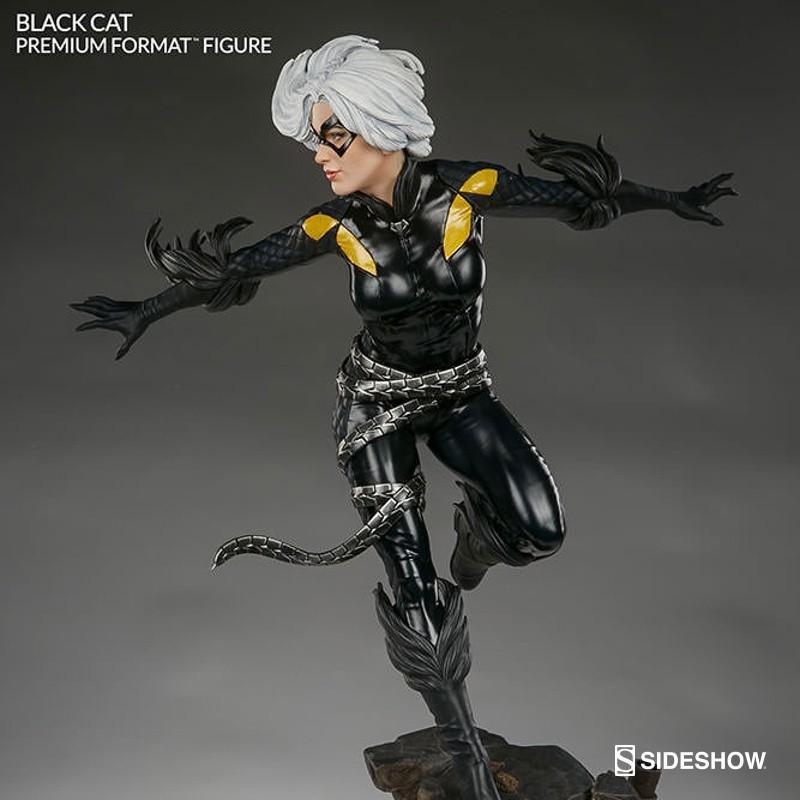 Black Cat - Marvel - Premium Format Statue