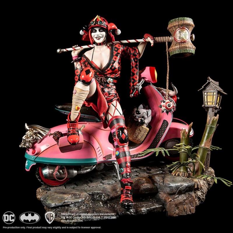 Harley Quinn - DC Comics - 1/4 Scale Premium Statue