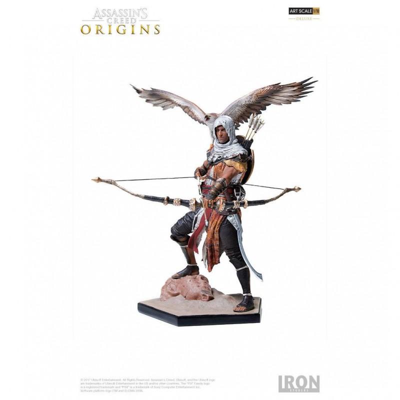 Bayek - Assassin's Creed Origins - 1/10 Scale Deluxe Art Statue