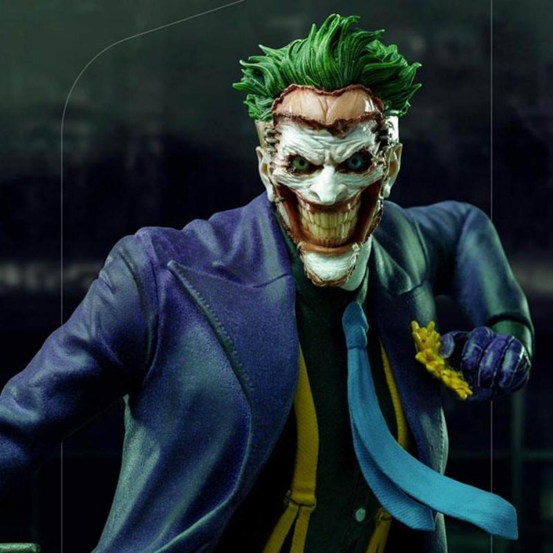 The Joker - DC Comics - 1/10 Deluxe Art Scale Statue
