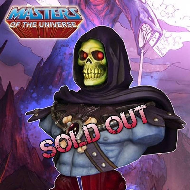 Skeletor - Master of the Universe - 1/4 Scale Büste