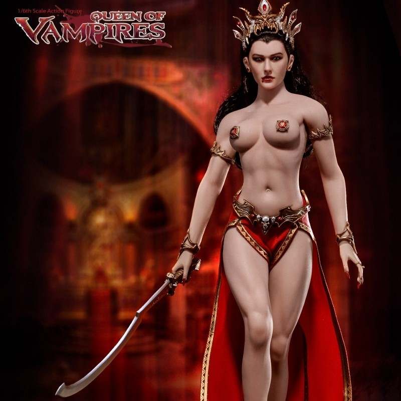 Arkhalla Queen of Vampires - 1/6 Scale Actionfigur