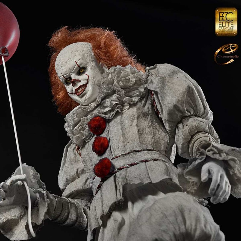 Pennywise - Stephen Kings Es - 1/3 Scale Maquette