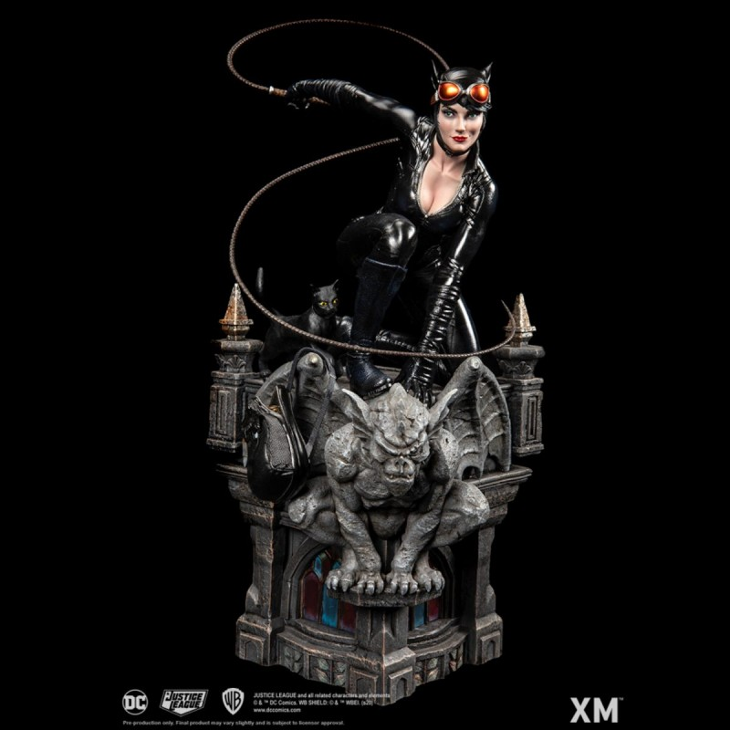 Catwoman (Rebirth) - DC Comics - 1/6 Scale Premium Statue