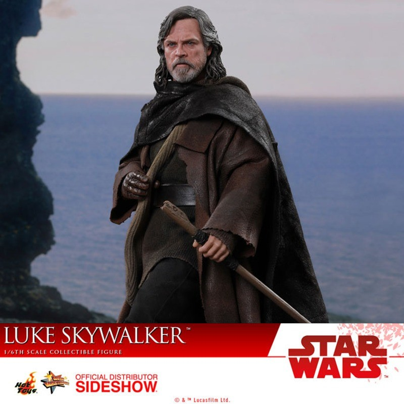 Luke Skywalker - Star Wars: The Last Jedi - 1/6 Scale Figur