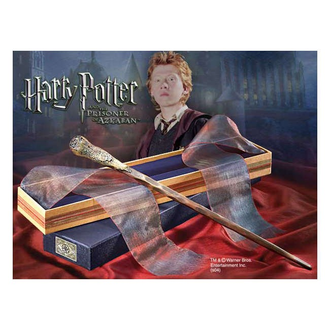 Zauberstab Ron Weasley - Harry Potter - 1/1 Replik