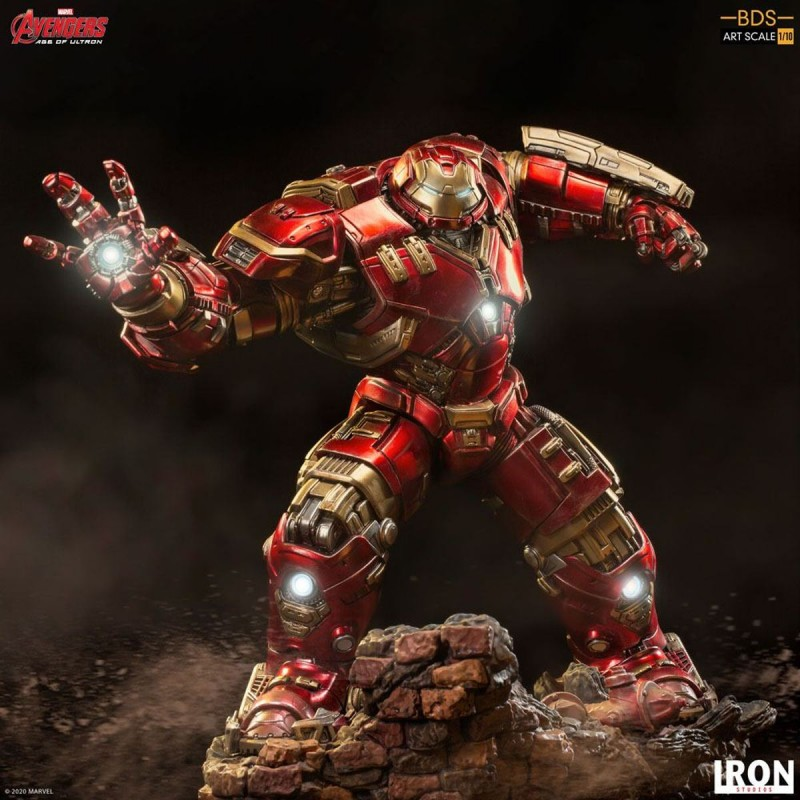 Hulkbuster - Avengers Age of Ultron - 1/10 BDS Art Scale Statue