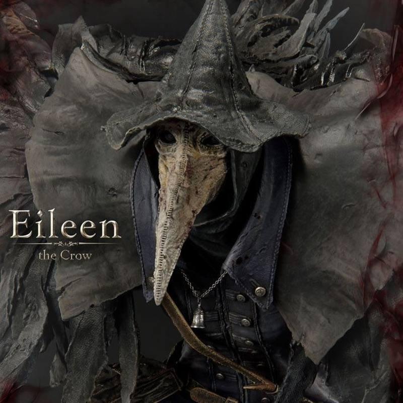 Eileen The Crow - Bloodborne - Polystone Statue