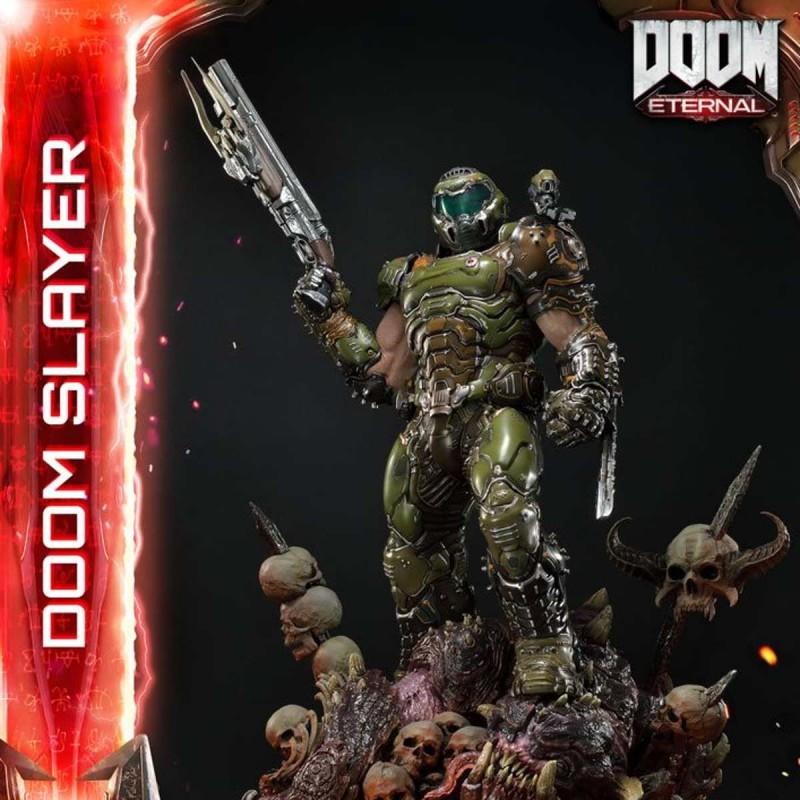 Doom Slayer - Doom Eternal - 1/3 Scale Statue
