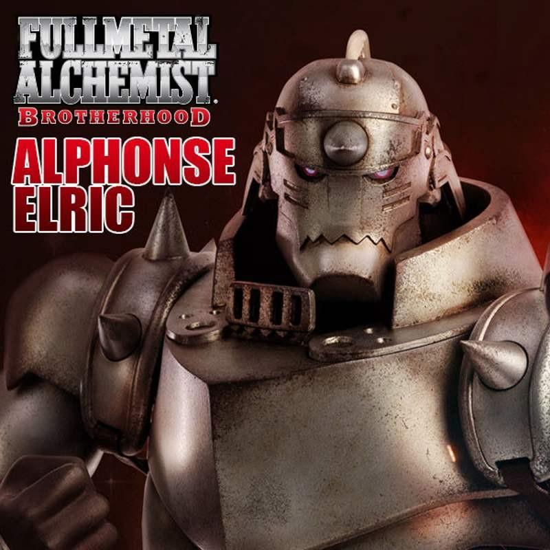 Alphonse Elric - Fullmetal Alchemist: Brotherhood - 1/6 Scale Figur