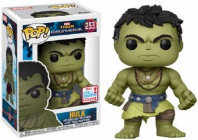 Hulk 2017 Fall Convention Exclusive - Thor Ragnarok - Marvel POP! Vinyl Figur