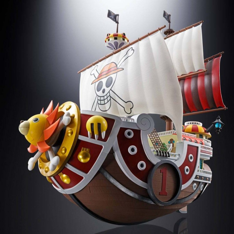 Thousand Sunny - One Piece - Diecast Modell