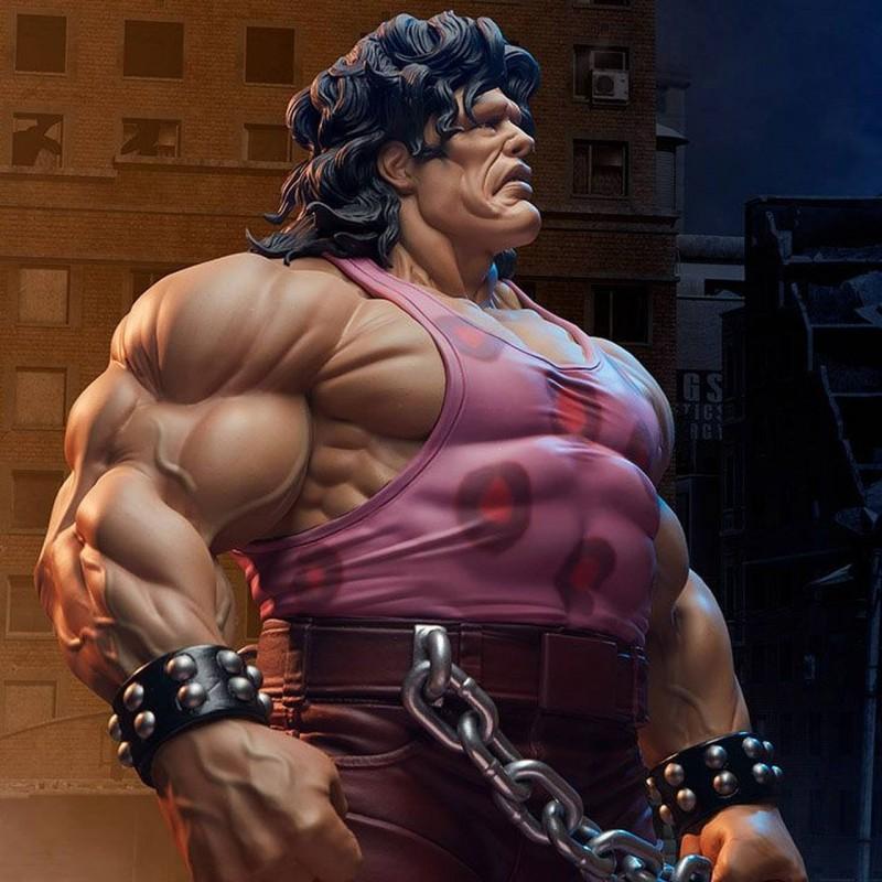 Hugo - Street Fighter Ultra - 1/4 Scale Statue