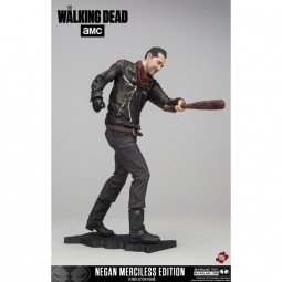 Negan Merciless Edition - The Walking Dead - Deluxe Actionfigur