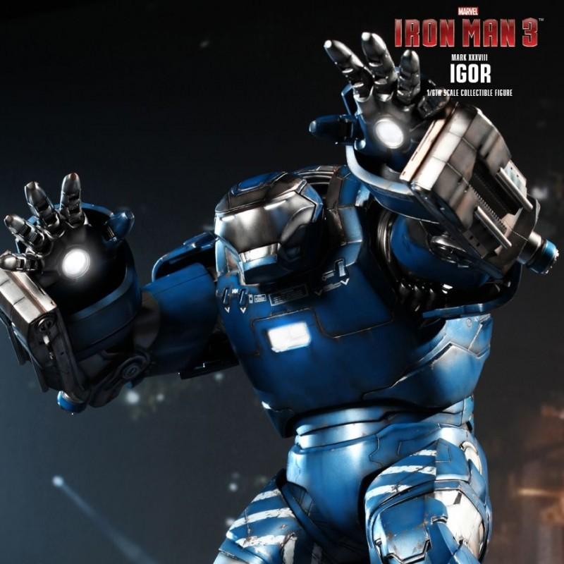 Igor Mark XXXVIII - Iron Man 3 - 1/6 Scale Figur